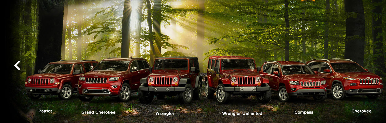 All Jeep Types >> Types Of Jeeps Jeep Enthusiasts